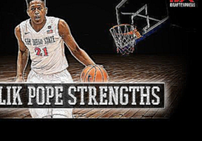 Видеоклип Malik Pope 2015-16 Preseason Scouting Video - Strengths